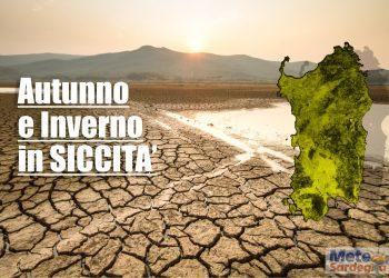 Meteo con siccità autunno e inverno Sardegna