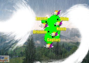 meteo sardegna e le piogge 350x250 - Meteo Sardegna, Previsioni Meteo, Notizie, Clima, Magazine e Scienza